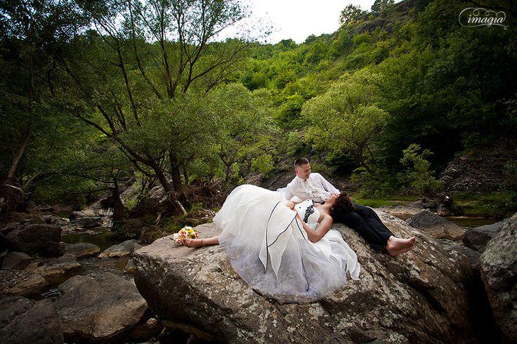 Fotografii de nunta deosebite marca - Imagia