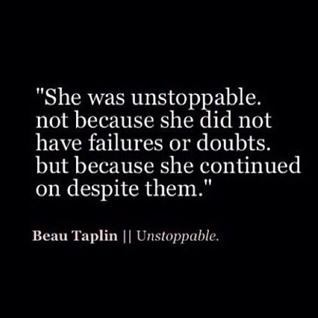 Unstoppable//