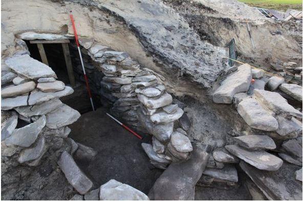 4,000-year-old sauna found in Scotland