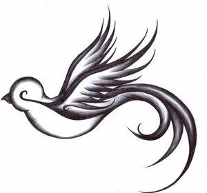 Sparrow tattoos Ideas: Pictures Of Sparrow Bird Tattoos