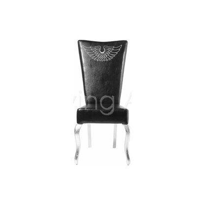 Krzesło Rockstar czarne, kare design
