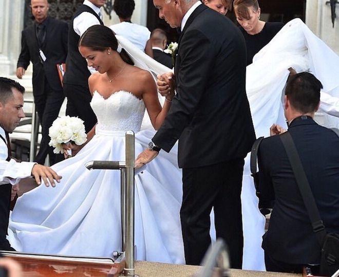 Бастиан Швайнштайгер, Ана Иванович, свадьба www.king-flower.com