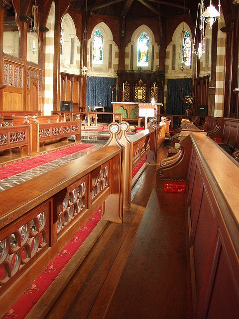 St Barnabas church, Norfolk Island by rmc55, via Flickr