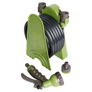 Compact Hose & Reel | Patio by Jamie Durie exclusive to BIG W | $16.97