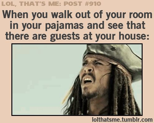 Jack Sparrow quote | funny, guests, haha, jack sparrow, johnny depp, mdr, lolthatsme, lol ...