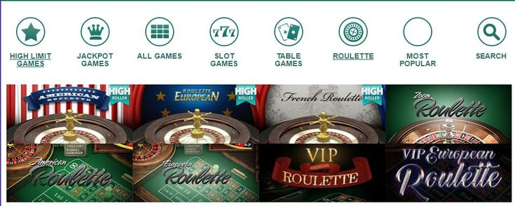 PLAYING ROULETTE ON BITCOINCASINO.US