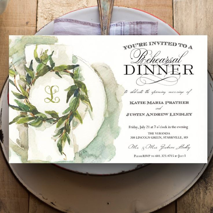 wedding rehearsal dinner invitations 470 best Invitations