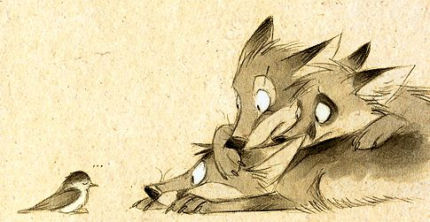 Get Well, Little Feather by =Skia on deviantart