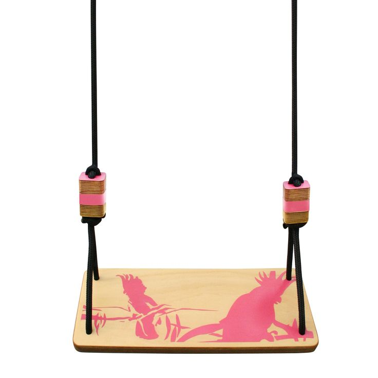 Swing in cockatoos (various colours) - Christmas in #HTFSTYLE