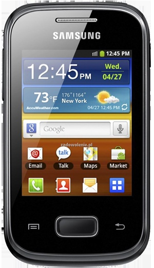 #Samsung #Galaxy Pocket