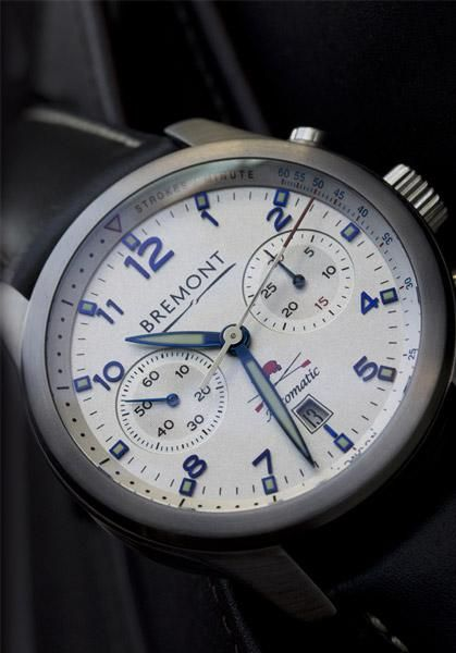 Bremont Leander LE watch stolen    WatchCrime it seems is thriving, and nowhere more so than in Britain. Luxury watchmakers Bremont are saddened to announce that a display watch was stolen from the Leander Club in Henley on Thames.    The watch was on show was a unique limited edition (99 pieces only) watch which watch company Bremont built for the prestigious Leander Club. The watch is based on Bremont's ALT1-C model, has a stroke-rate counter and the Leander Hippo logo on the dial…