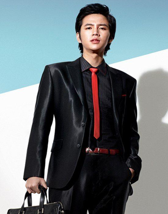 Jang Geun Suk hairstyles photos