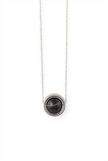 Stone Ball Necklace - Country Road