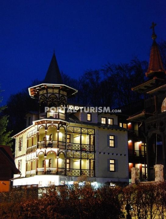 Hotel Pacsirta - Sovata, Mures, Tinutul Secuiesc - Portal Turism