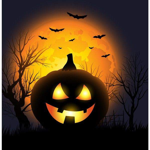 free vector of scary jack o lantern glowing face halloween day special template halloween day special 31 th october - Halloween Which Day