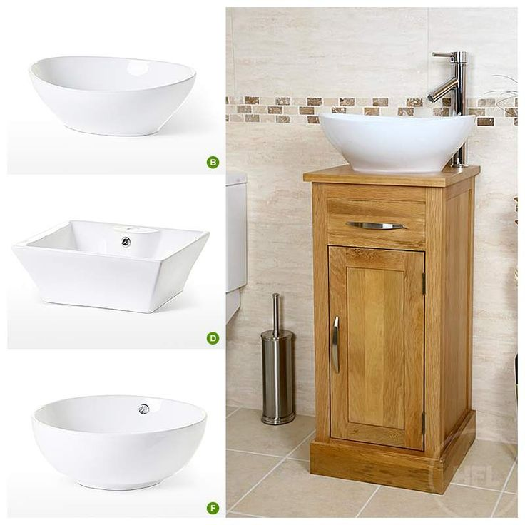 small sink with vanity unit. Compact Oak Cloakroom Vanity Unit with Basin Sink  Bathroom Inspire Click Image to Best 25 vanity unit ideas on Pinterest Small