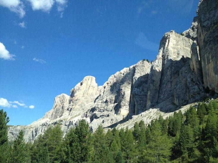 Die Dolomitten - ein Paradies für Kletterer und Bergsteiger