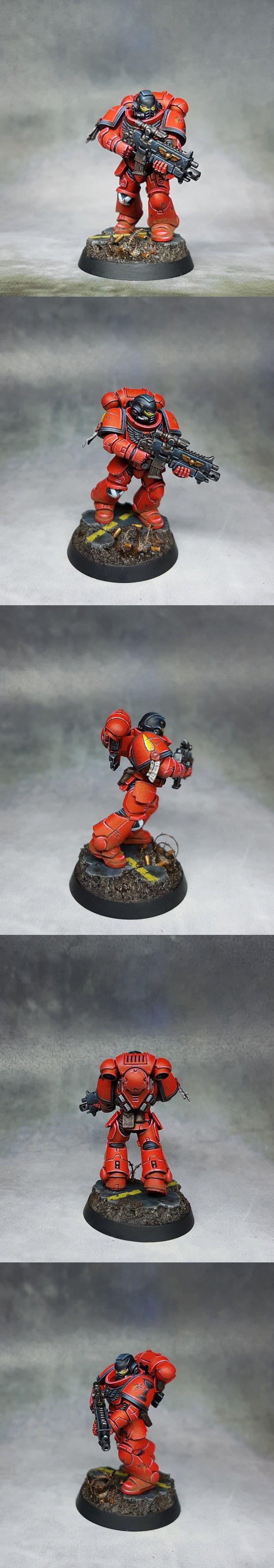 Space marines primaris intercessor