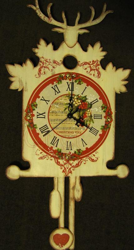 Szarvas óra