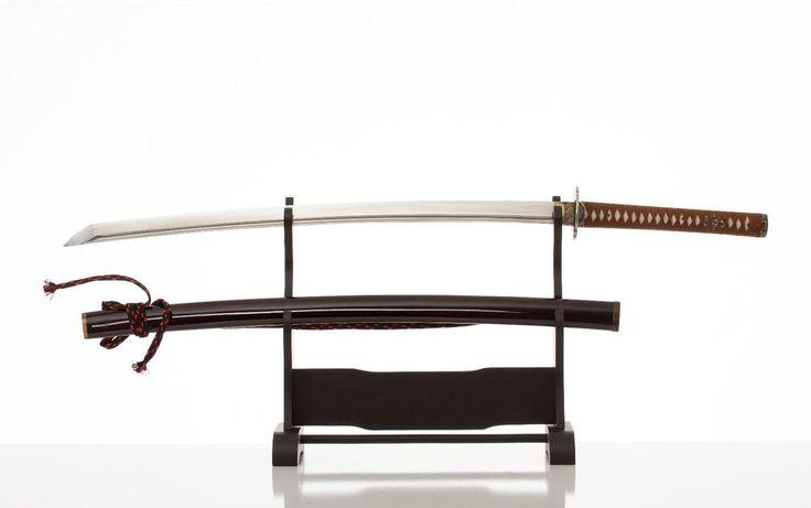 Japanese Samurai Sword Traditional Katana Giwugega Forging Steel SK-5 29 Inches #LeeSeungHo