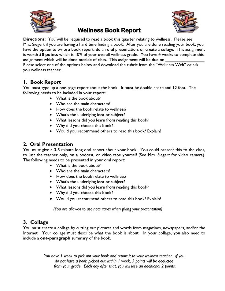 Sample Report In Doc. The Best Book Report Templates Ideas On Book