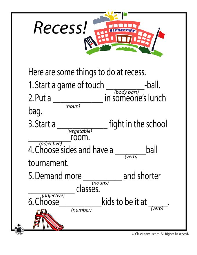 67 Best Images About Mad Libs For Ms Smith On Pinterest