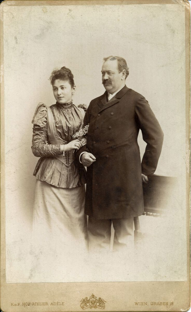 Adolf and Marianne Landsberger