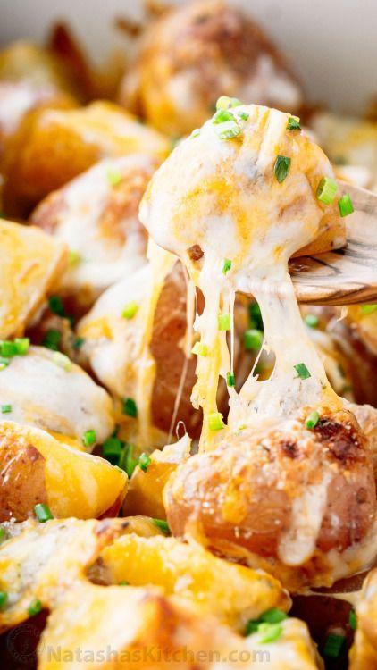 Cheesy Potatoes RecipeReally nice recipes. Every hour.Show me  Mein Blog: Alles rund um die Themen Genuss & Geschmack  Kochen Backen Braten Vorspeisen Hauptgerichte und Desserts