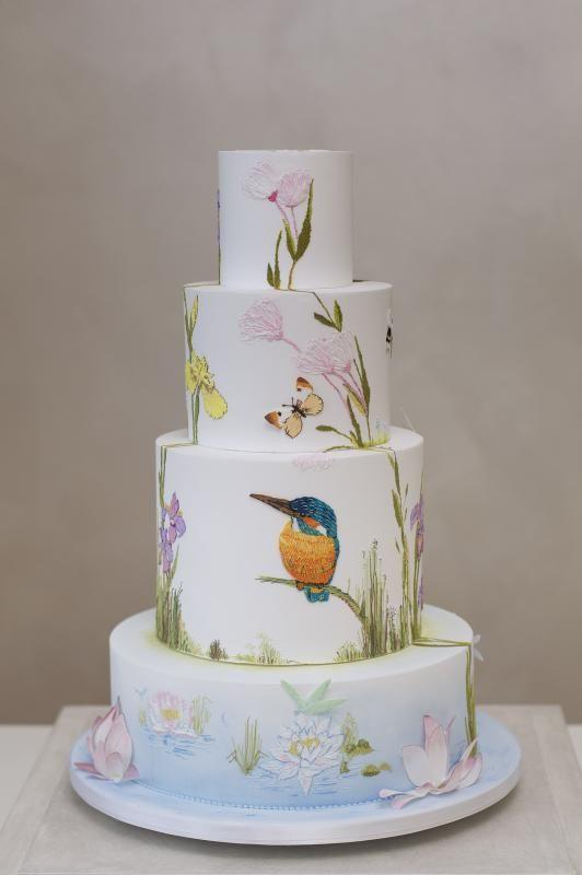 Cake designer, Kristina Rado corsi di decorazione torte