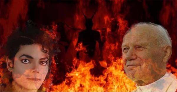 Une femme morte pendant 23 heures en Enfer rapporte avoir vu Michael Jackson, le Pape Jean Paul II et d'autres célébrités | Le Nouvel Ordre Mondial