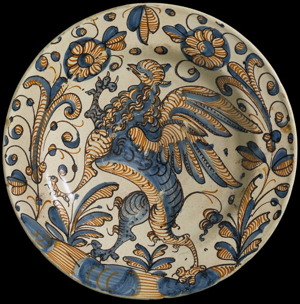 origin:Talavera, Spain (possibly, made)   Puente del Arzobispo, Spain (possibly, made)Date:ca. 1580-1650 (made)