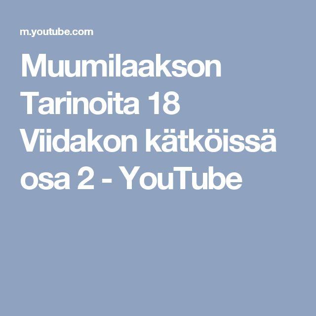 Muumilaakson Tarinoita 18 Viidakon kätköissä osa 2 - YouTube