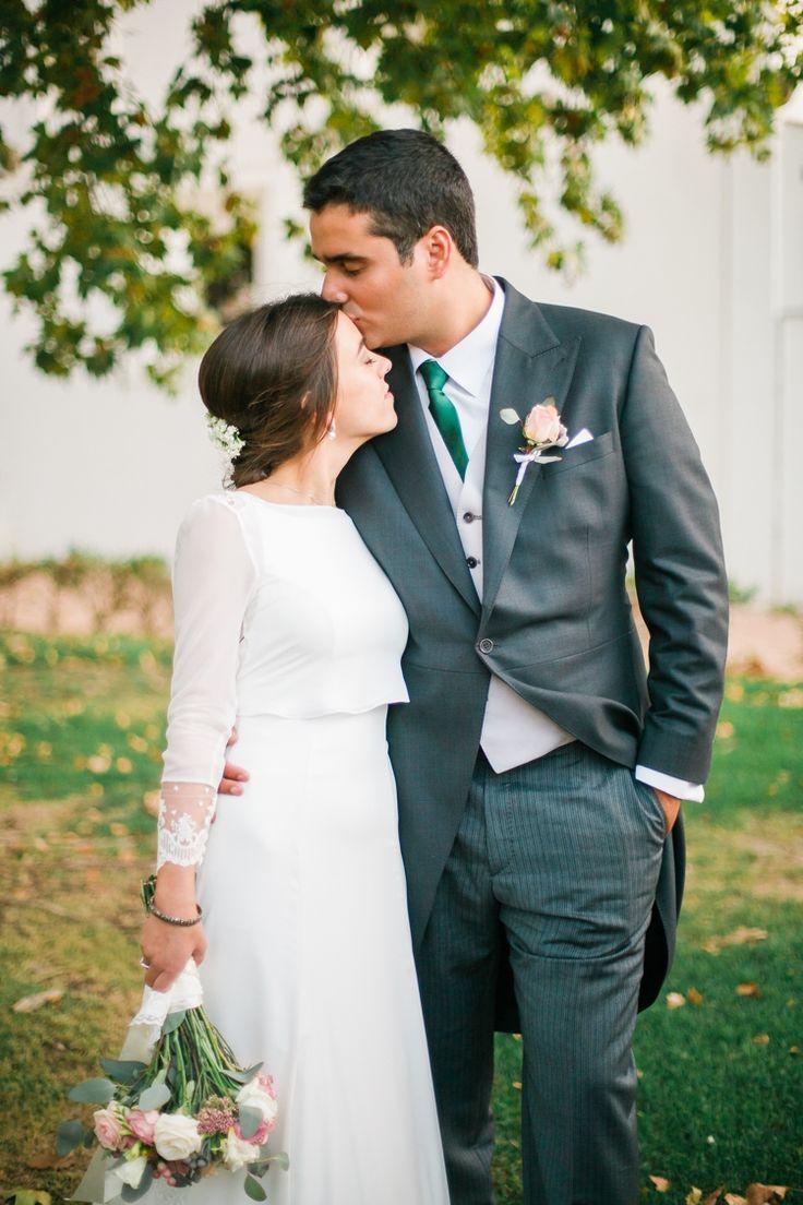 Casamento no Alentejo Convento do Espinheiro vestido de noiva