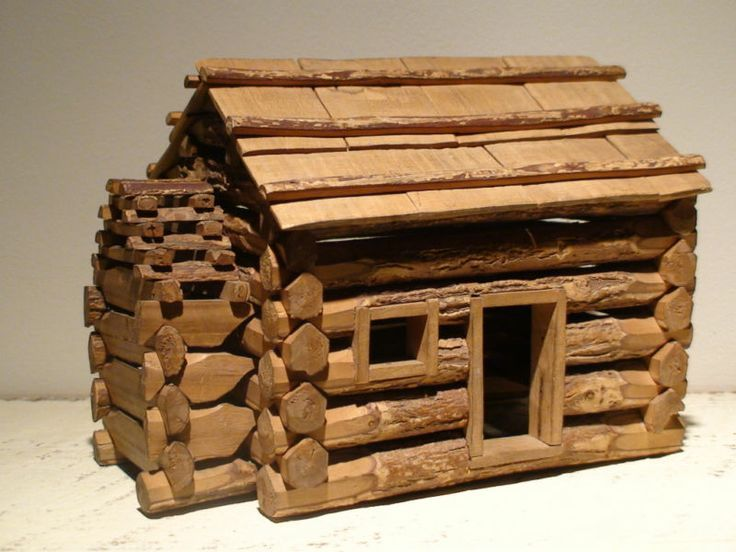 10 best maquette maison chalet images on pinterest for Log cabin project