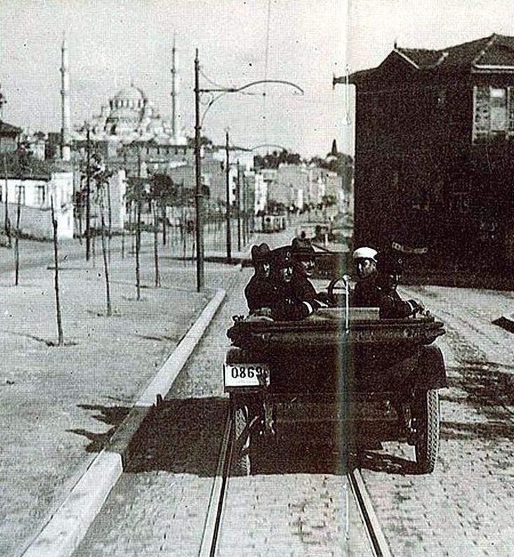 Fevzipaşa Caddesi (1930'lar)