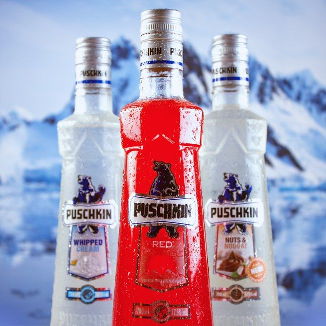 Puschkin Vodka from Firebox.com