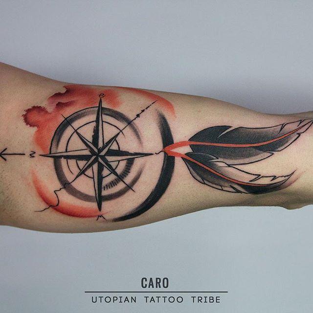 16 best Star Tattoo images on Pinterest | Tattoo ideas, Geometric ...