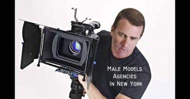 Top Male models Agencies In New York
