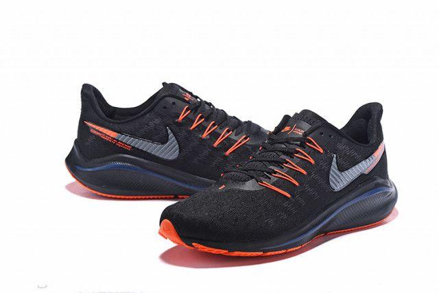Nike Air Zoom Vomero 14 Black Orange