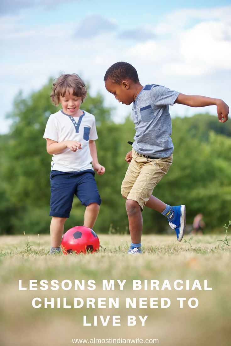 Lessons My Biracial Children Need To Live By. As a mother to my multiracial family, it's my responsibility to teach my kids how to be comfortable with their own biracial identity. Here are a few lessons I hope they learn.