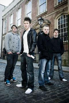 tonight we live athy rock band photo