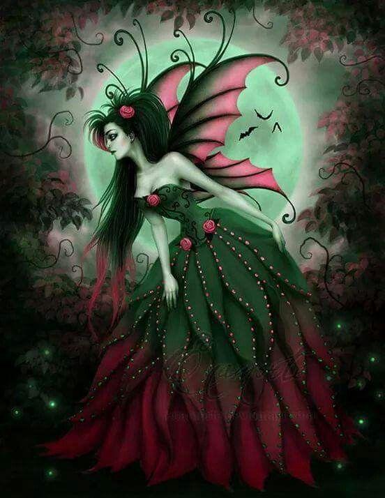 Gothic Fairy ♥                                                                                                                                                     More