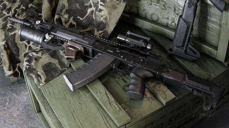 Poster 12quotx18quot Russian Ak47 Kalashnikov Rifle Diagram For Sale