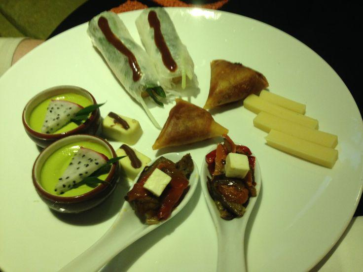 #hanoi appetizers
