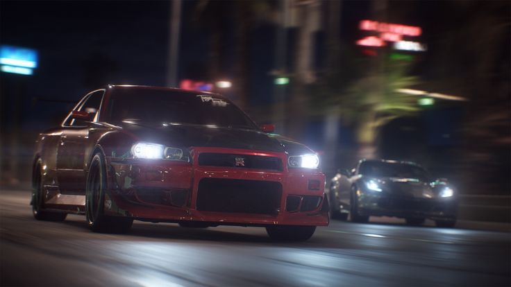 Watch the latest Need for Speed Payback Gameplay Trailer now!