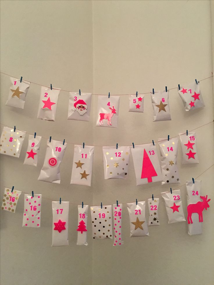 ... Adventskalender on Pinterest   Kerst, Merry christmas and Vorlage