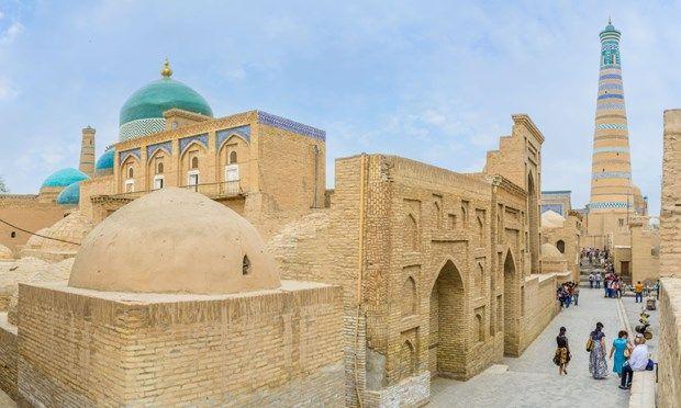 Khiva, Uzbekistan (Shutterstock)