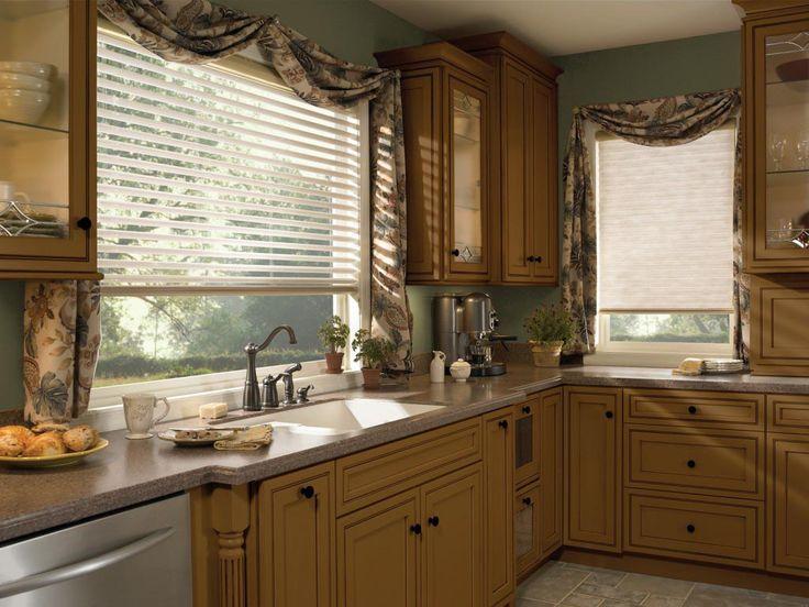 1000 Ideas About Kitchen Window Blinds On Pinterest