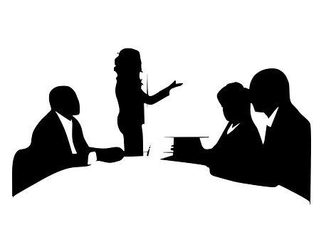 Møde, Konference, Konferencelokale