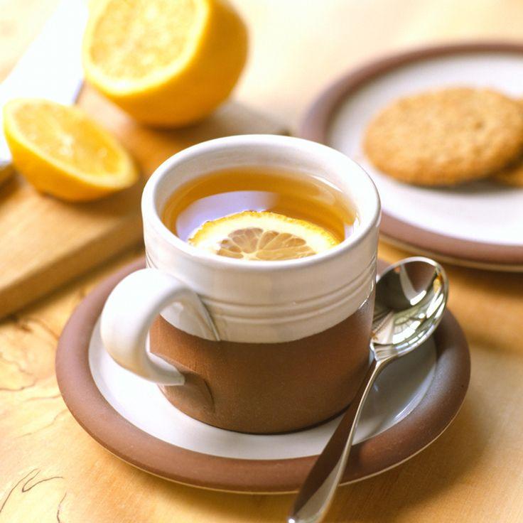 Tea time. Stephen Pearce Pottery, Shanagarry, Co. Cork.